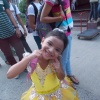 "Pretty star! Part of Baby Ballet B in the Locsin Dance Workshop\'s repeat of ""The Little Prince.\"""